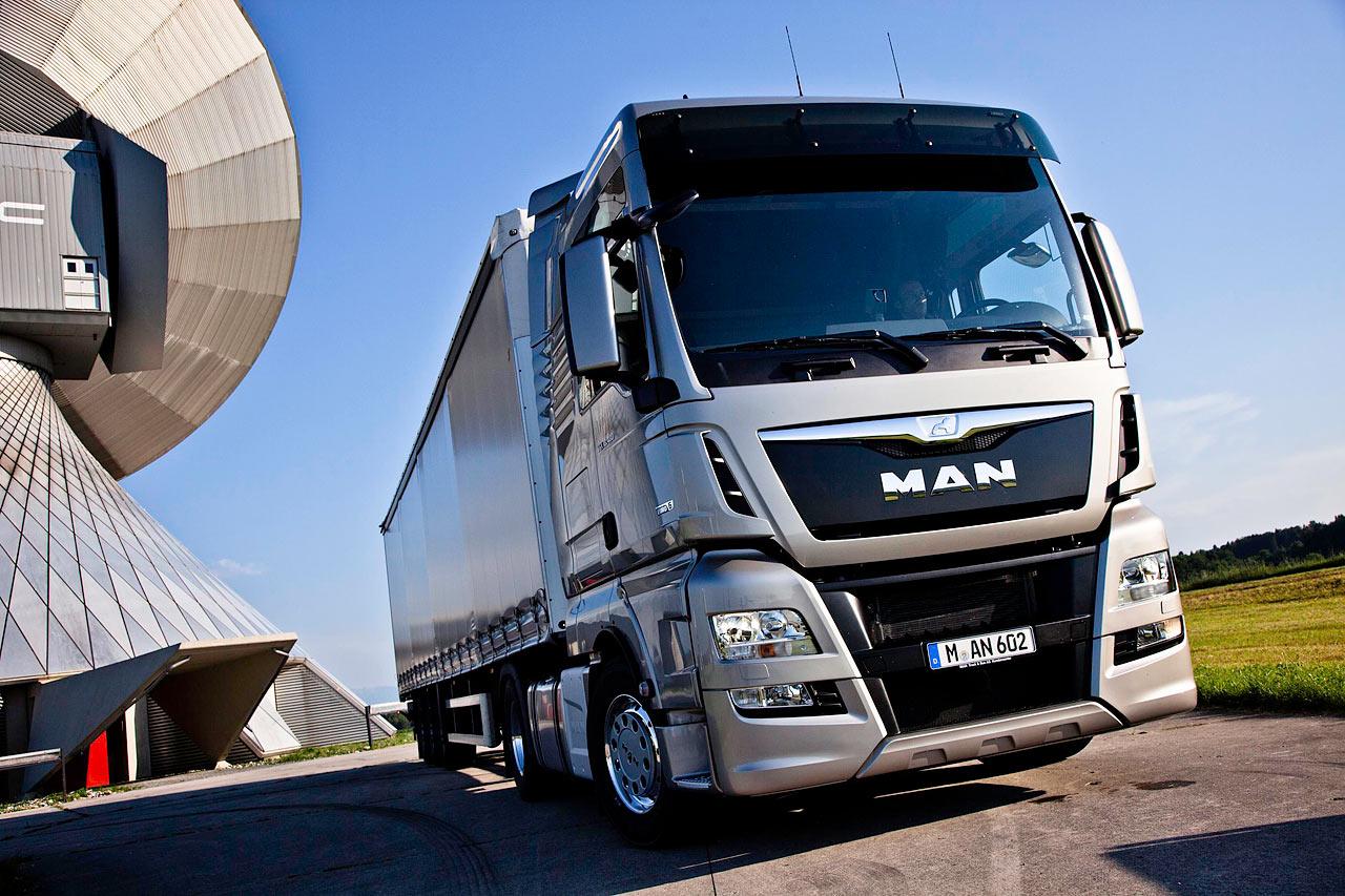 фото грузовиков ман коту стричь