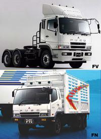 New models Mitsubishi Fuso for Indonesian market