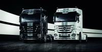 Mercedes Actros Edition Black Liner / White Liner
