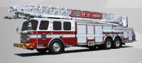 E-one introduced the tallest aerial ladder in USA