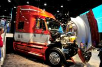 Navistar presented liquefied natural gas International Prostar+