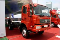 Auto Shanghai 2011: All-wheel drive version of DongFeng 天锦 (Tianjin)