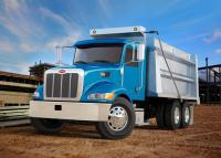 Peterbilt has presented vocational versions of the model 382