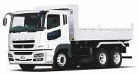 Mitsubishi Fuso expands product line with Super Great dump truck