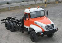 AutoKraz increases the conventional trucks lineup