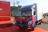 Foton Ollin gets new engines
