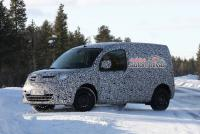 Шпионские снимки нового Mercedes-Benz Citan