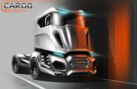 Design-project: the next generation Ford Cargo