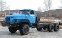 Ural starts producing the first testing batch of trucks with Euro 4 engines