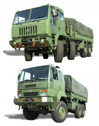 DefExpo 2012: Ashok Leyland expands military model range Stallion