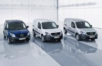 Mercedes-Benz Citan is a new addition to commercial lineup