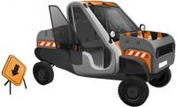 Design: Compact multifunctional truck CUB