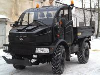 Slight update of Russian Silant truck
