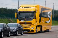 IAA 2012: Mercedes-Benz Actros is getting better