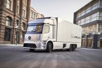 IAA 2016: Mercedes-Benz Unveils All-Electric Urban eTruck