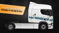 The Dutch company Van Winkoop made a 90 cm longer cab for Scania R- and S-series