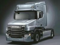 This is how a bonneted Scania R-series might be look like