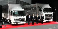 Hino upgrades Profia and Ranger trucks for the first time in about 14-16 years