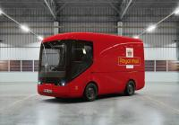 Royal Mail Unveils New Electric Autonomous Trucks and They Are Unbearably Cute