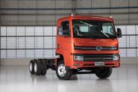 The new generation Volkswagen Delivery has debuted in Brazil