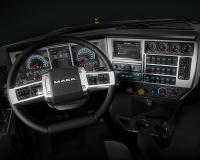 Mack Pinnacle and Granite gets Anthem's interior and few exterior updates
