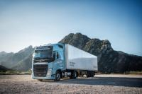 Volvo FH and FM are available now with LNG engines