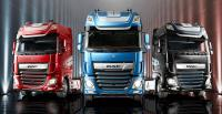 DAF celebrates its 90th anniversary with the special XF