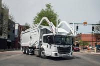 Freightliner Econic SD is the Mercedes-Benz Econic for the US market