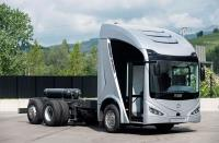 Spanish coachbuilder Irizar made its first truck called Ie