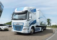 DAF and VDL Bus & Coach presents the DAF CF Electric