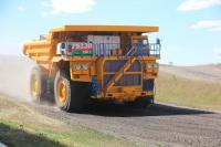 BELAZ starts road tests of a new 290-ton dump truck 75320