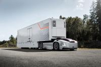 Volvo presents the autonomous truck Vera without a cab