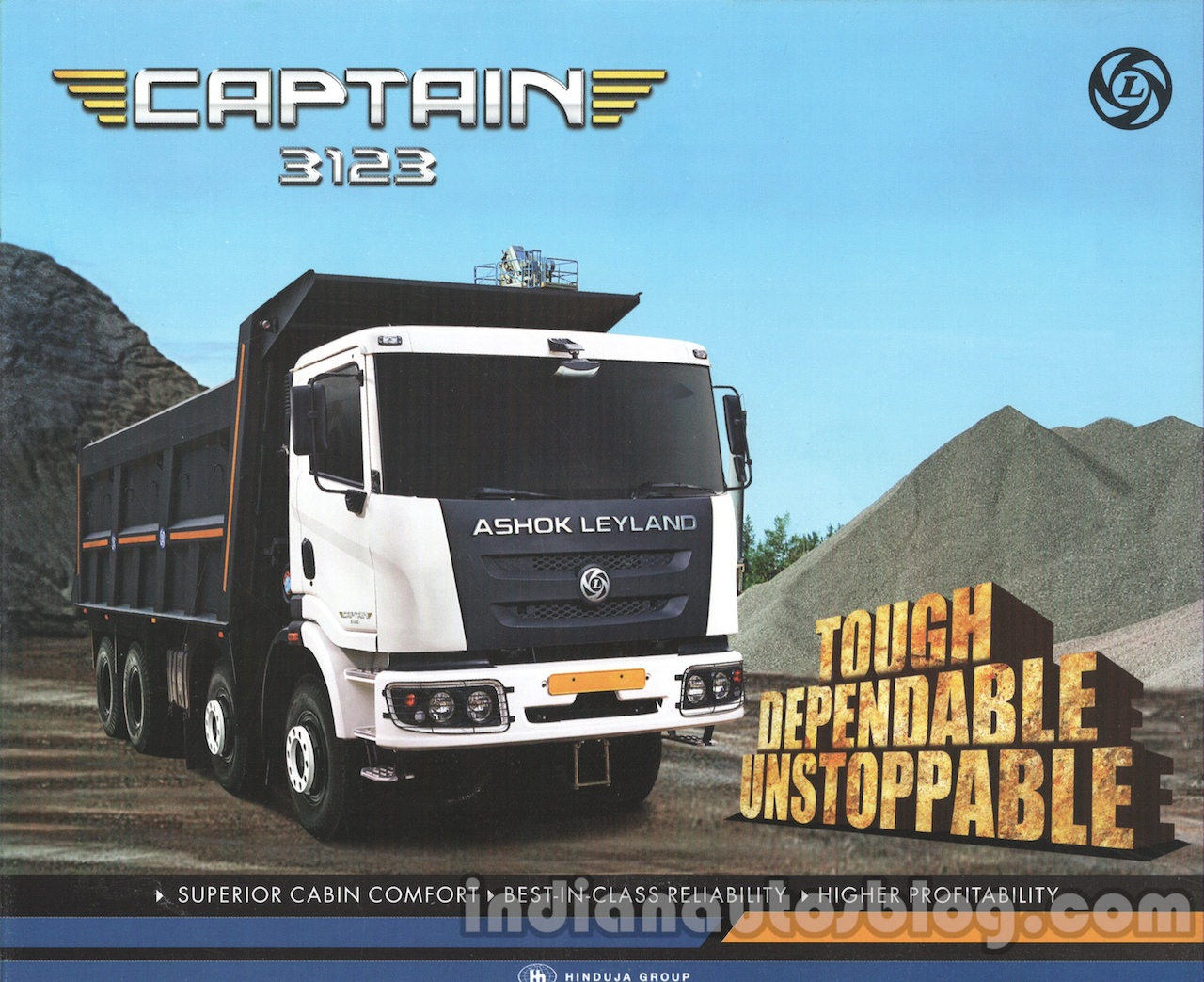 annual report ashok leyland According to the annual report, ashok leyland continues to be the market leader in the bus segment in bangladesh, sri lanka and in a few countries in west asia.