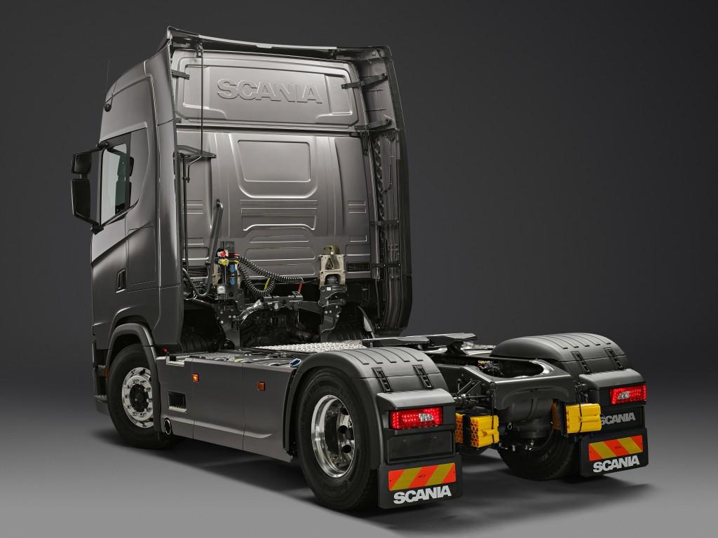 Scania R-series / S-series