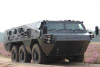 Mack Defense to help JWF Defense Systems build Lakota 6x6 armored vehicle